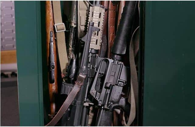 Things You Need To Know About Electronic Gun Safe