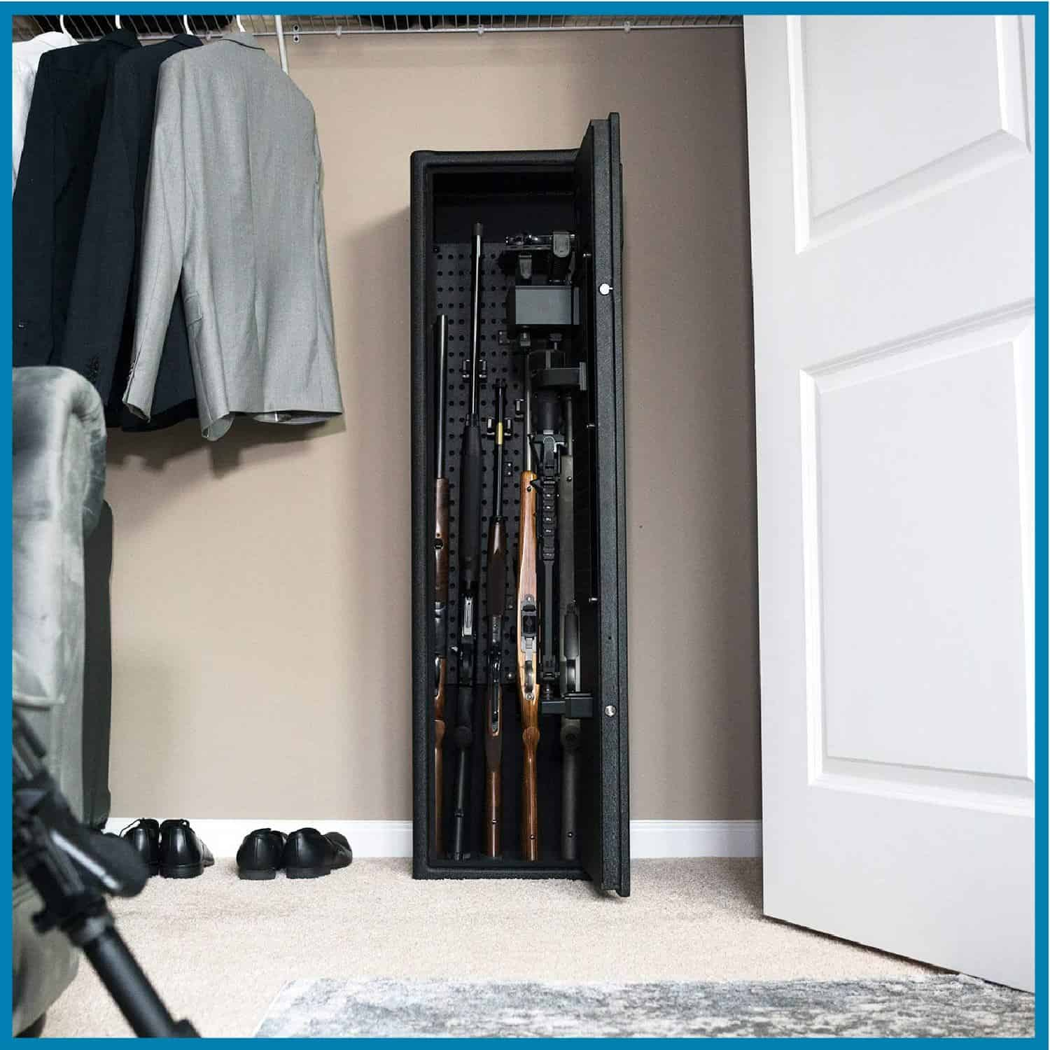 Why Choose a Biometric Gun Safe Rather Than a Traditional Safe?