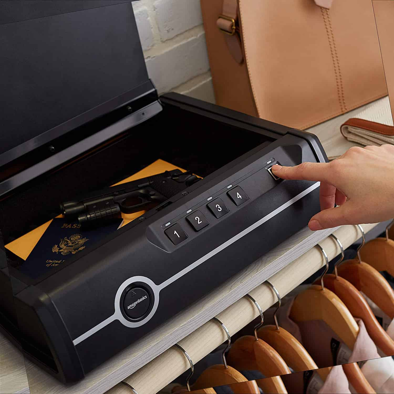 12 Best Biometric Gun Safe Reviews 2020