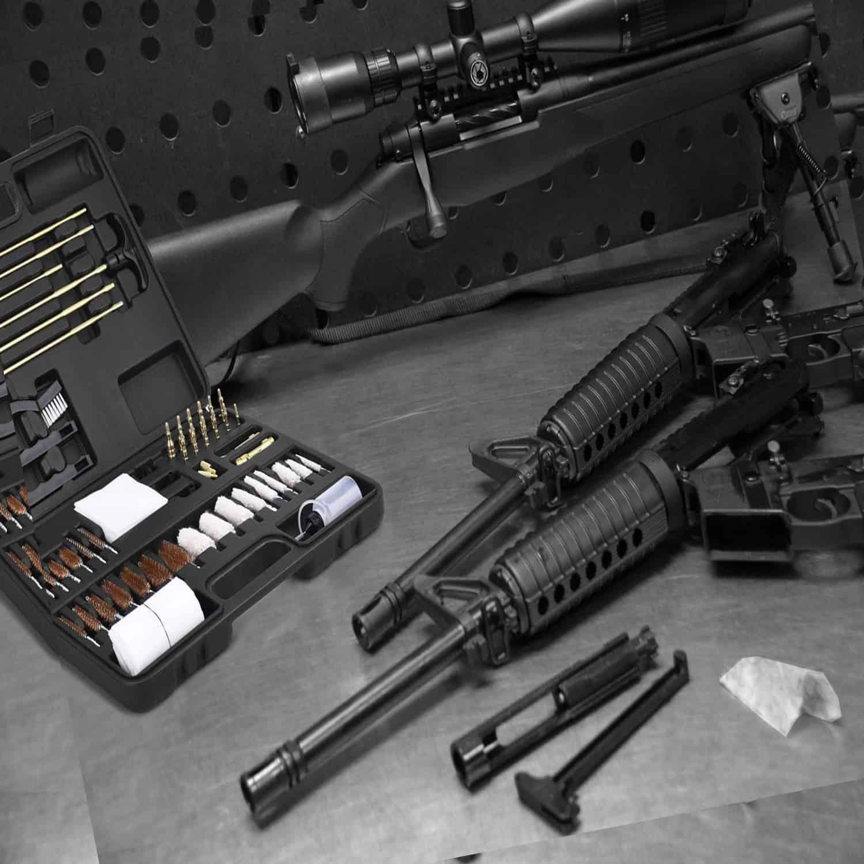 12 Best Gun Cleaning Kit Reviews 2020
