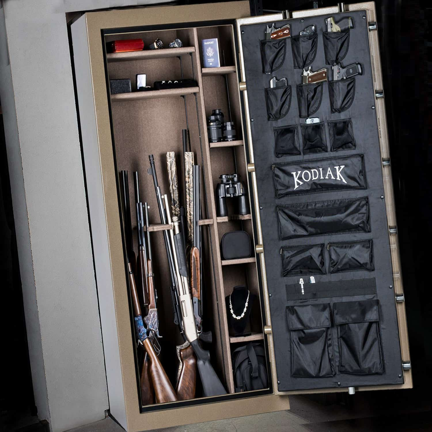 10 Best Gun Safe Door Organizer Reviews 2020