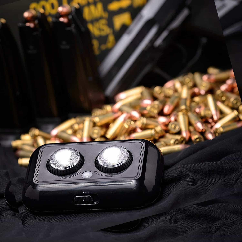 10 Best Gun Safe Lighting Kit Reviews 2020 187 Defense Gears