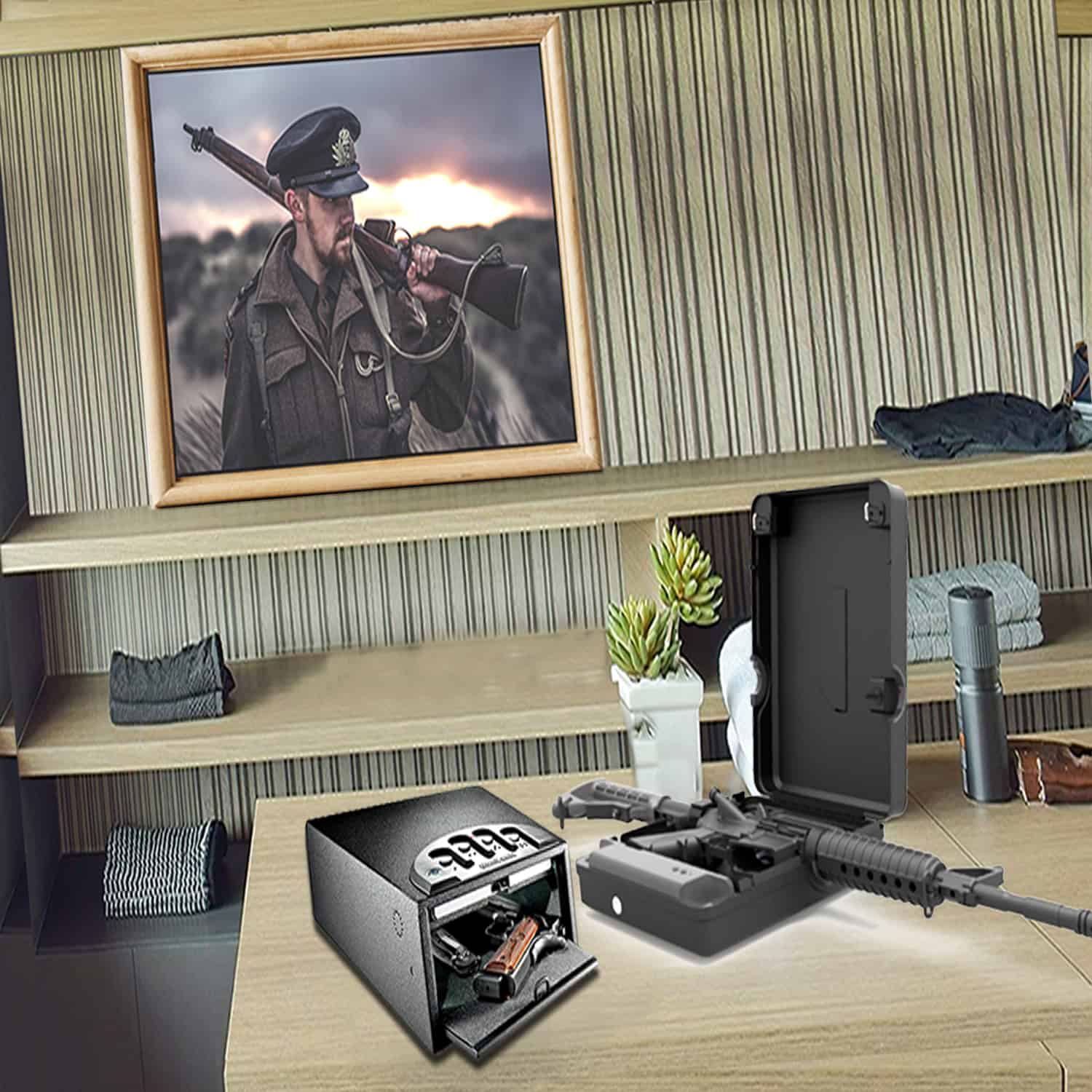 5 Best Gunvault Gun Safe Reviews 2020