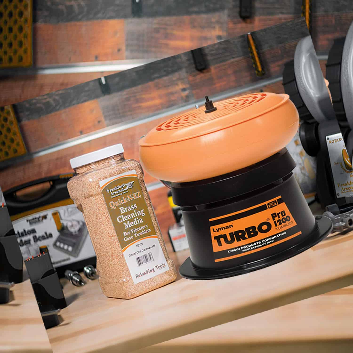 Best Brass Tumblers for Reloading 2020