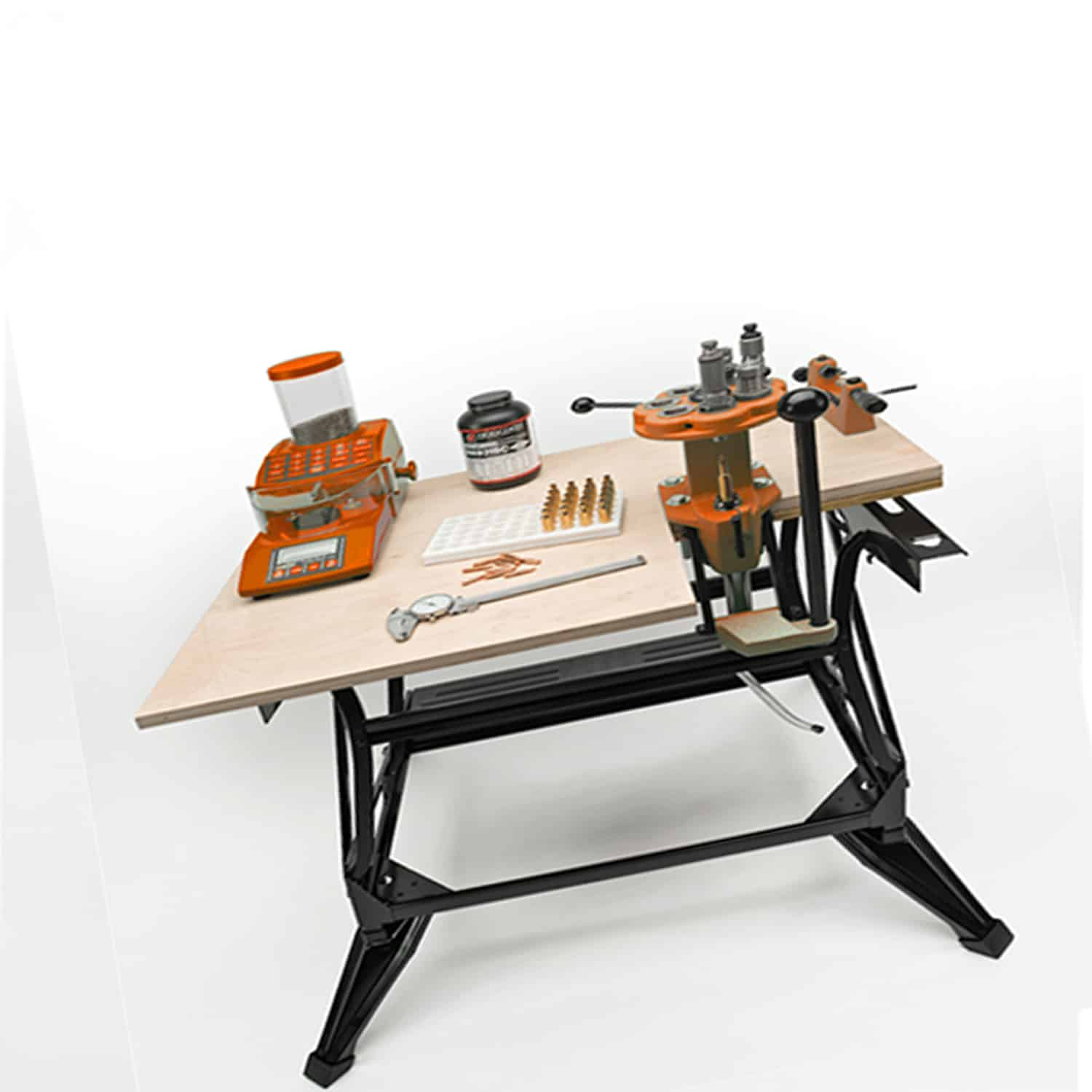 Best Reloading Bench & Stand Reviews 2020