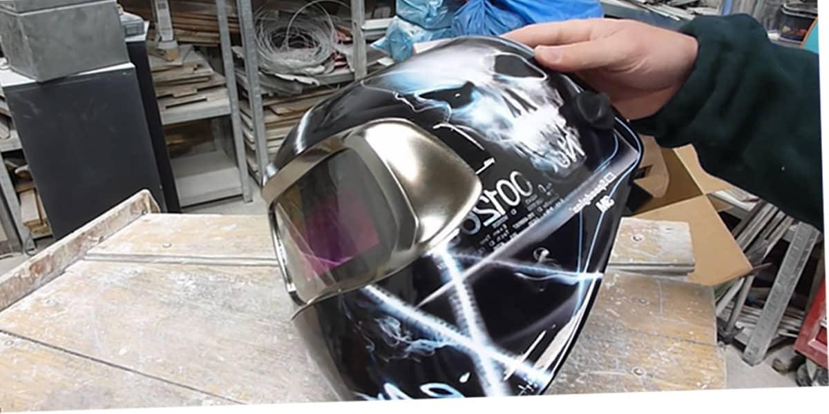 How to Test an Auto Darkening Welding Helmet